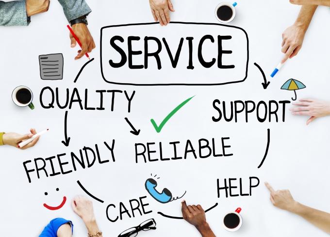 顧客服務課程